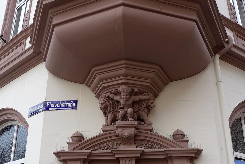 A la découverte de Trier (Allemagne) - 093 - Hauptmarkt