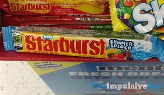 Starburst Summer Splash Fruit Chews