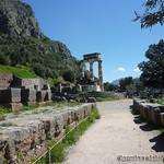 Viajefilos en Grecia, Delfos 015