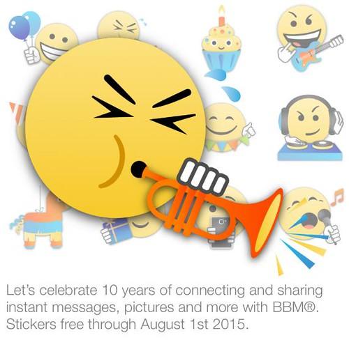 BBM de Aniversario