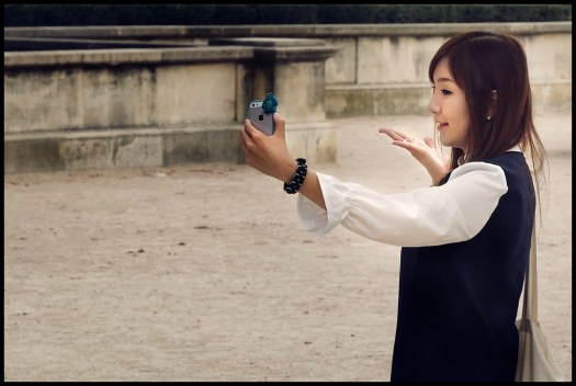 In My Hand - Paris - 2014