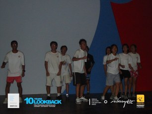 07062003 - FOC.Trial.Camp.0304.Dae.3 - CampFire.Nite.At.Convention.Centre - [Romans].. Pic 1