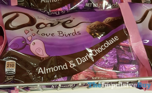 Dove Love Birds Almond & Dark Chocolate