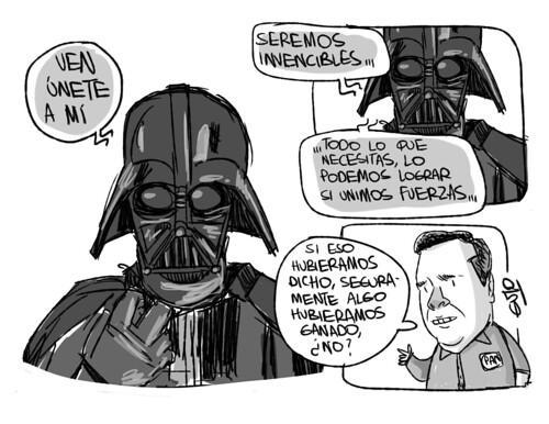 La fuerza oscura