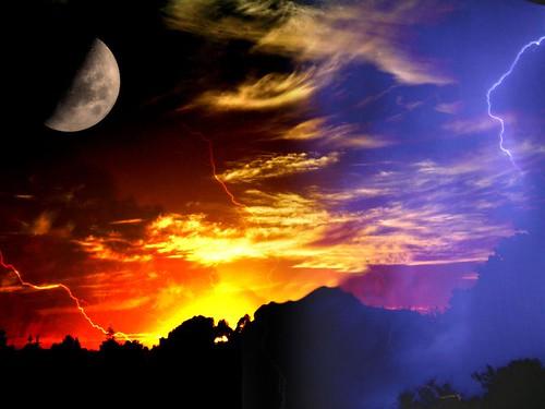 Sun and moon (comp)