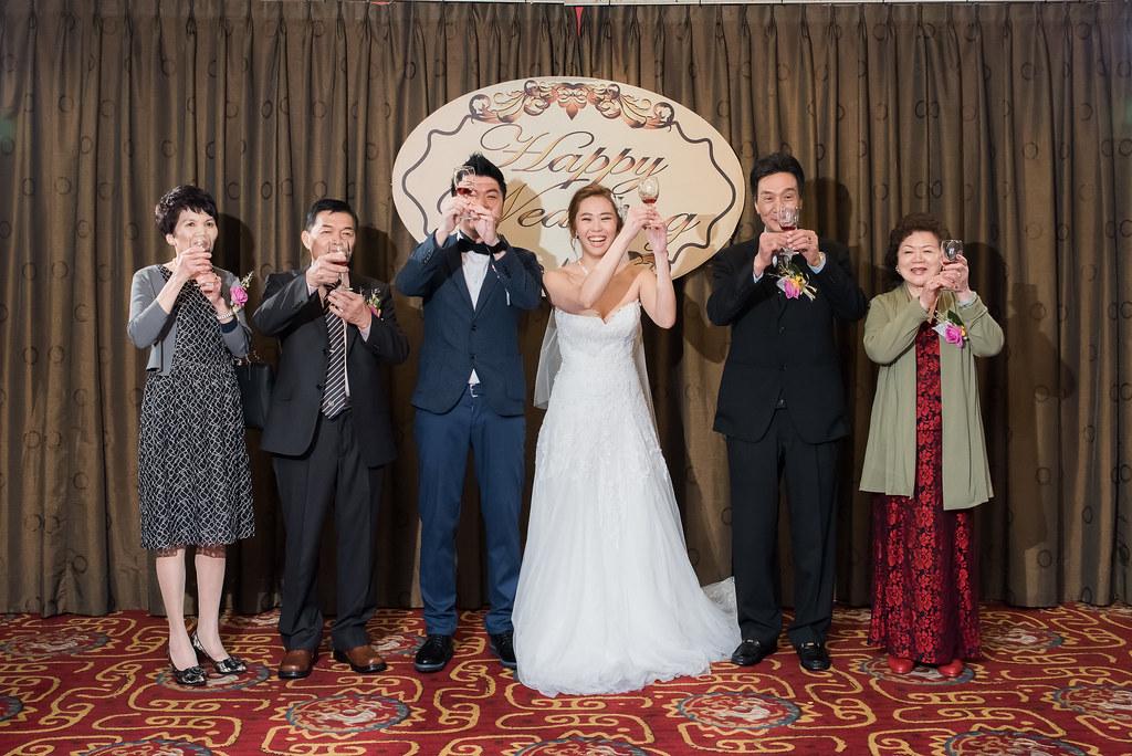 [葉子婚攝團隊]桃園婚攝/桃園尊爵大飯店婚禮紀錄- 文全&淑儀