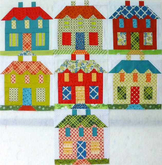 Farmhouse blocks - Farm Girl Vintage