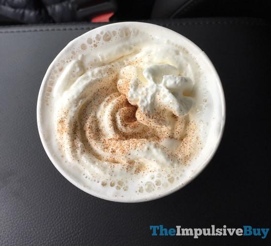 Starbucks Snickerdoodle Hot Cocoa 2