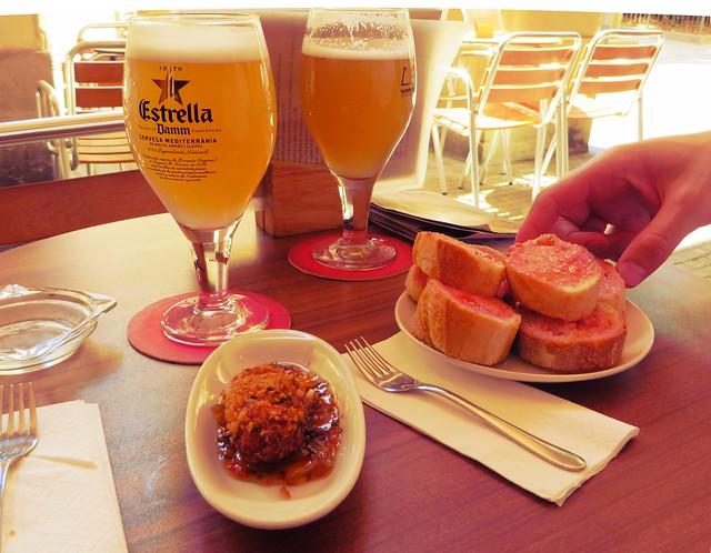 restaurants in barcelona, tapas in barcelona, kasparo, el raval, best tapas restaurants in barcelona