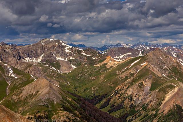 Handies Peak & Grizzly Gulch