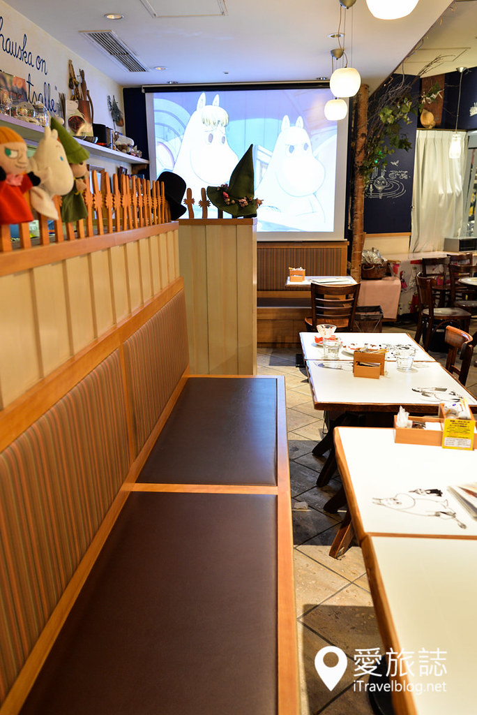 Moomin House Cafe 嚕嚕米咖啡廳 13