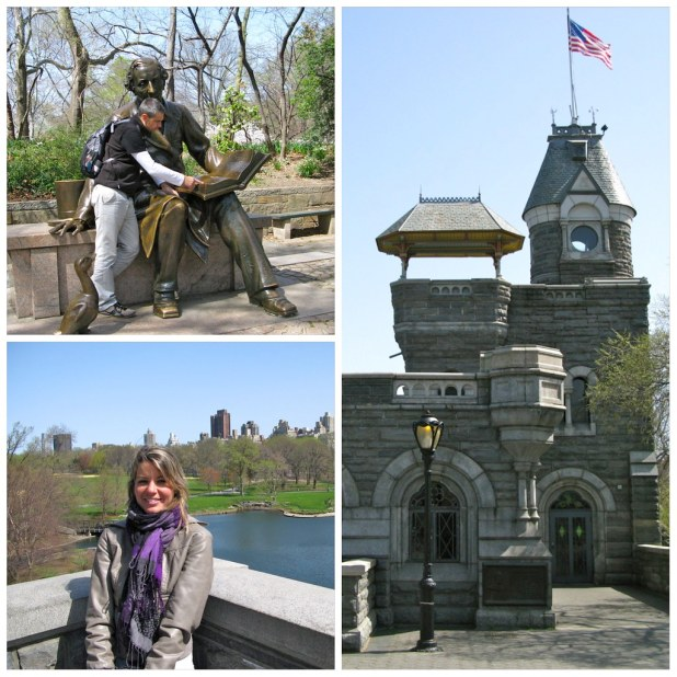 Central Park gratis