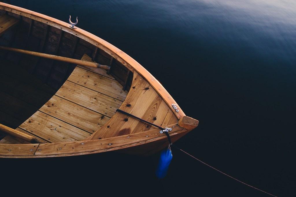 Imagen gratis de una barca de madera