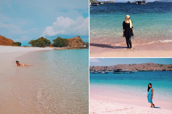 Pink Beach - gambar 2