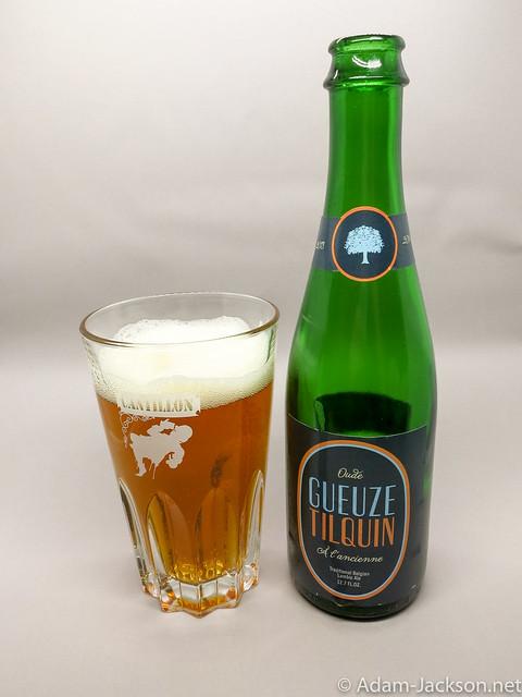 2013 Tilquin Oude Gueuze