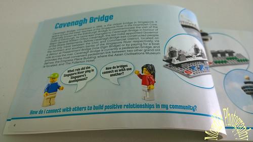 12. Cavenagh Bridge Background