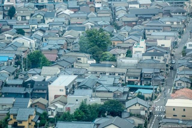 Tejados de Niigata