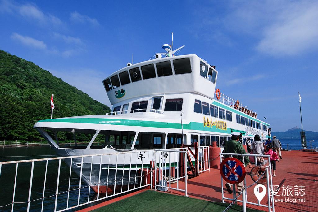 洞爷湖观光游览船 11
