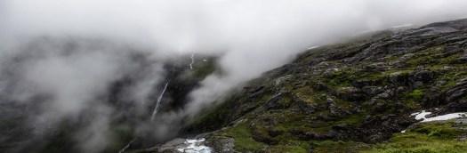 On top of Trollstigen