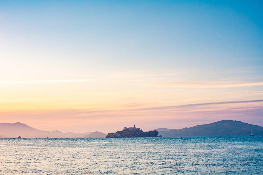 Imagen gratis de la isla de alcatraz