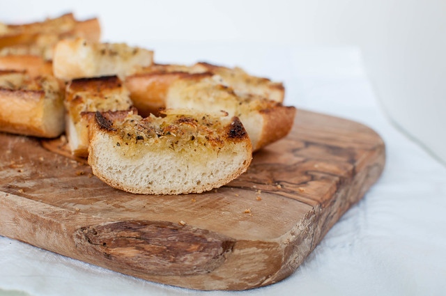 Garlic Confit Bread 5