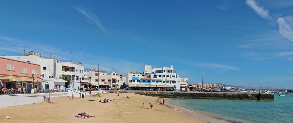 Imagen gratis de la playa de corralejo
