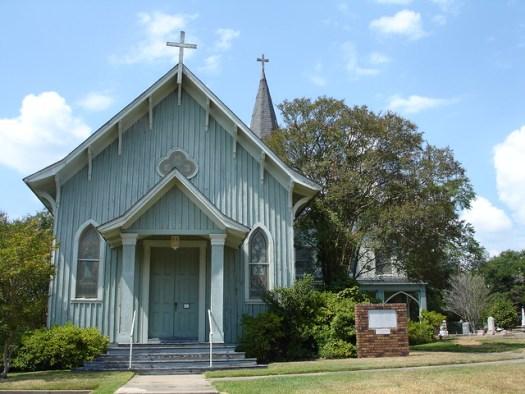 Mt. Olivet Chapel, Pineville LA