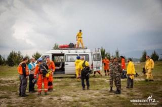 """""""Die Suche nach Überlebenden"""" Nepal April/Mai 2015"""