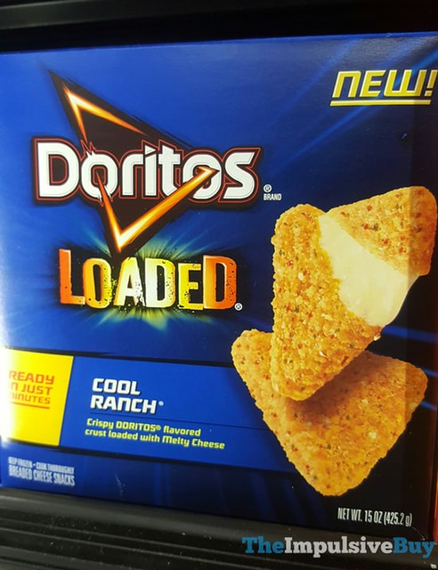 Doritos Loaded Cool Ranch
