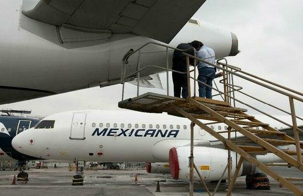 Aprueban primera subasta de bienes de Mexicana