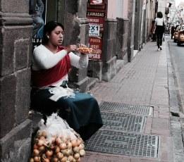 Quito, Ecuador - 11 July 2015