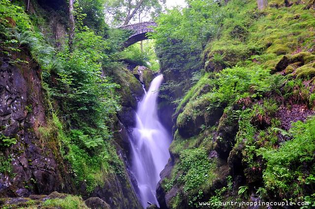 Aira Force Waterfall, Lake District
