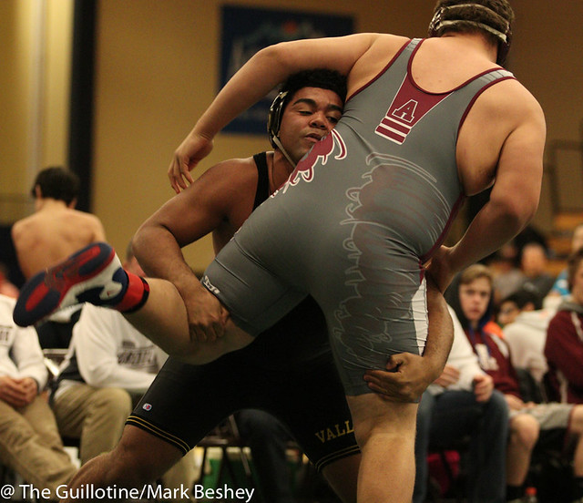 285 - Gable Steveson (Apple Valley) over Dom Cruz (Anoka) TF 19-4