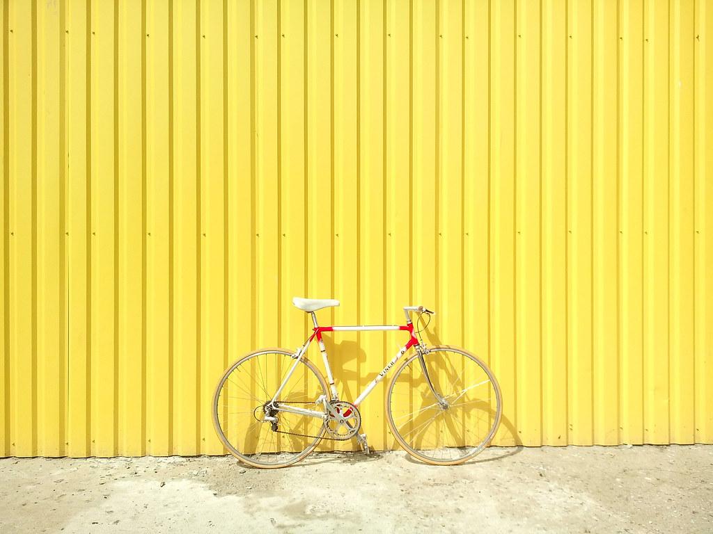 Imagen gratis de una bicicleta de carreras