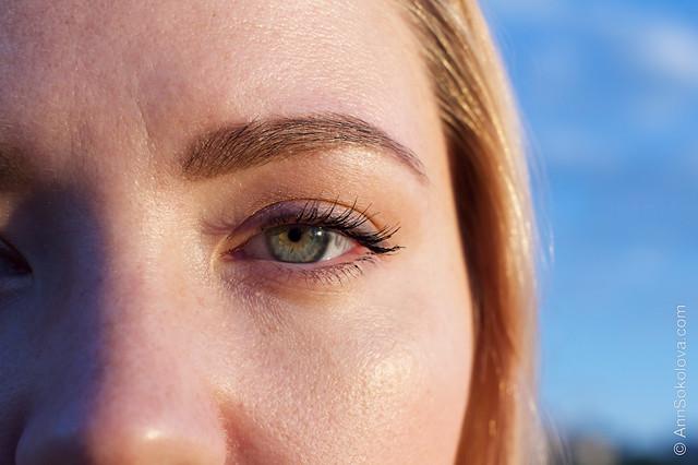 04 Lancome Hypnose Volume a porter on eyes