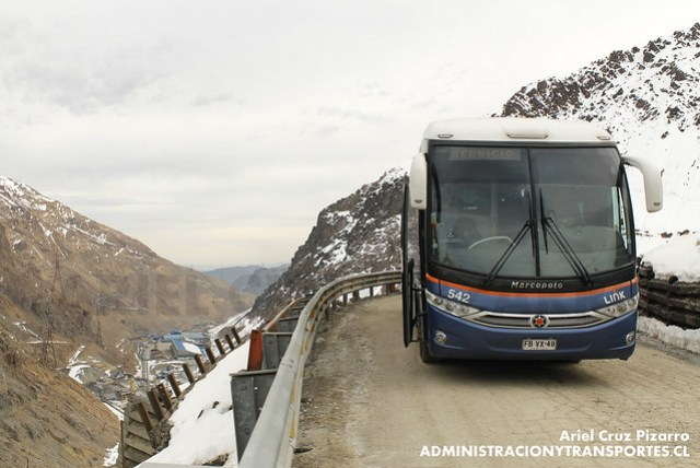 Link Services - Sewell - Marcopolo Viaggio 1050 / Mercedes Benz (FBVX49)