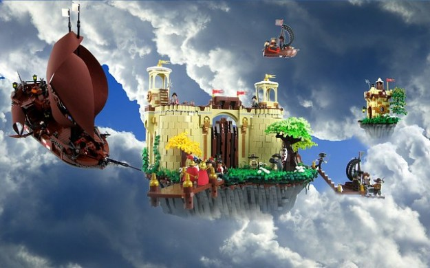 Isles of Aura: Picking up Supplies