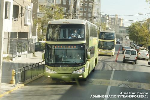 Tur Bus - Viña del Mar - Modasa Zeus / Mercedes Benz (FTZV95)