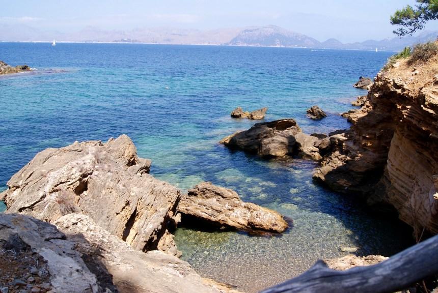 Ses Pedretes, Niu de S'Águila y Punta Llarga ( Alcudia)