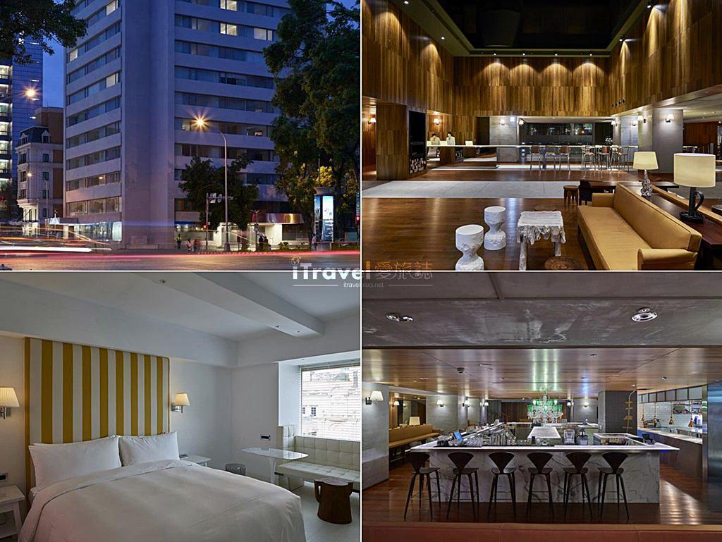 《台北订房笔记》2016年9间台北全新开业星级酒店.酒店推介,2017年台北自由行新选择!