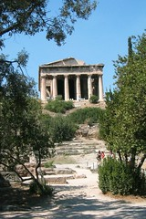 Athens - Ancient Agora: Temple of Hephaestus