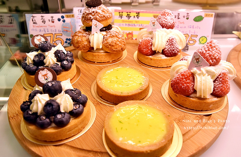 齊益烘焙坊台中公益路重乳酪蛋糕甜點04