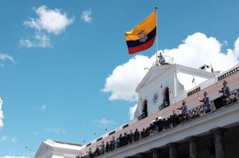 Palacio de Gobierno - Quito, Ecuador