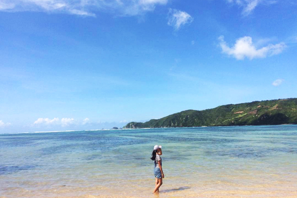 Pantai Kuta Lombok 2