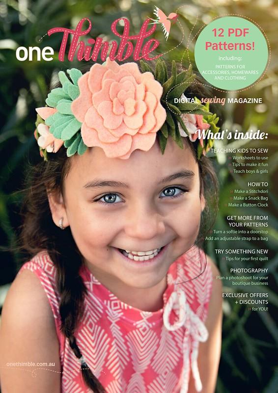 one thimble magazine
