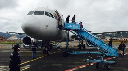 Finally made it to Cuenca, Ecuador - 06 July 2015.