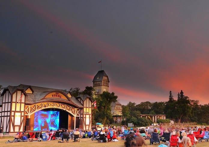 Movies in the Park at Assiniboine Park Returns in August