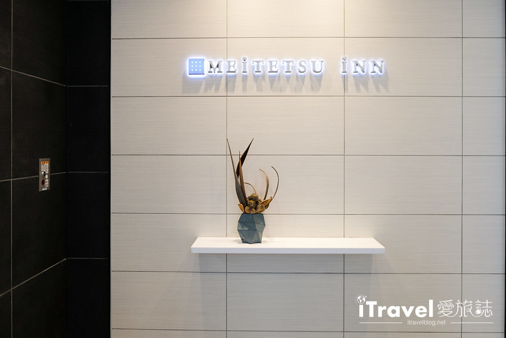 《东京饭店推荐》滨松町名铁Inn:都营浅草线大门站便利住宿