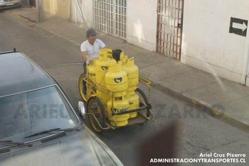 Vendedor de Gas Licuado - Viña del Mar - DSDF54