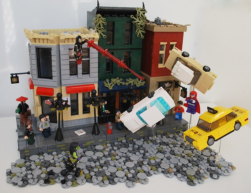 Brick Shows Top 10 Marvel Inspired Lego Mocs The Brick Show